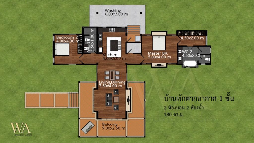 WA14 plan